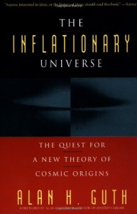 The best books on Cosmology - The Inflationary Universe by Alan Guth