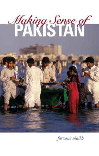 The best books on Pakistan - Making Sense of Pakistan by Farzana Shaikh