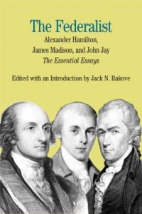 The best books on The US Constitution - The Federalist by Jack Rakove