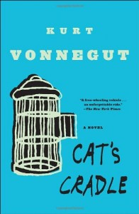 The best books on Bringing Change to America - Cat's Cradle by Kurt Vonnegut