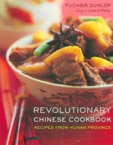 The best books on Chinese Food - Revolutionary Chinese Cookbook by Fuchsia Dunlop