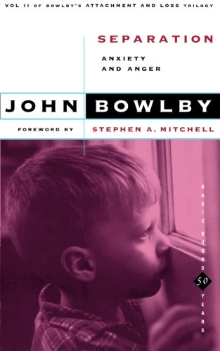 The best books on Empathy - Separation by John Bowlby