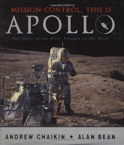 The best books on Space Exploration - Mission Control, This is Apollo by Andrew Chaikin