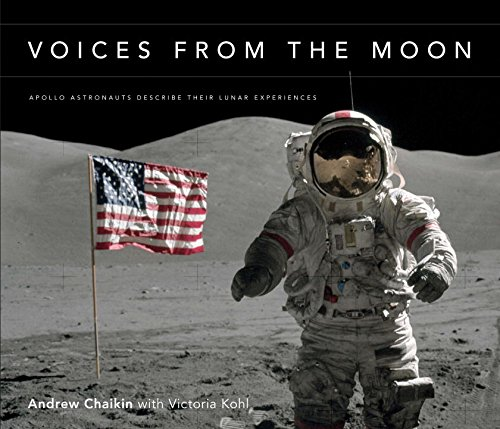 The best books on Space Exploration - Voices from the Moon by Andrew Chaikin