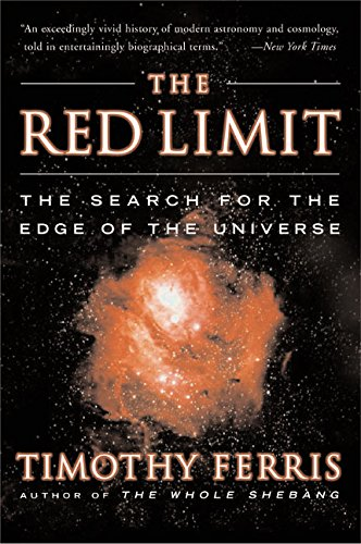 The best books on Space Exploration - The Red Limit by Timothy Ferris