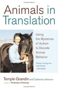 The best books on Empathy - Animals in Translation by Temple Grandin