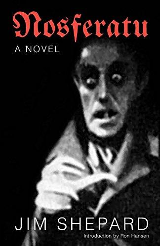 Jim Shepard recommends his favourite Short Stories - Nosferatu by Jim Shepard