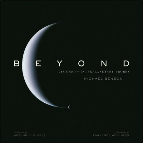 The best books on Space Exploration - Beyond by Michael Benson