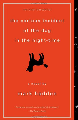 The best books on Empathy - The Curious Incident of the Dog in the Night-Time by Mark Haddon