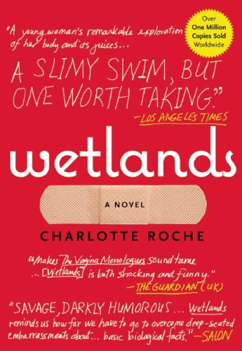 The best books on Feminism - Wetlands by Charlotte Roche