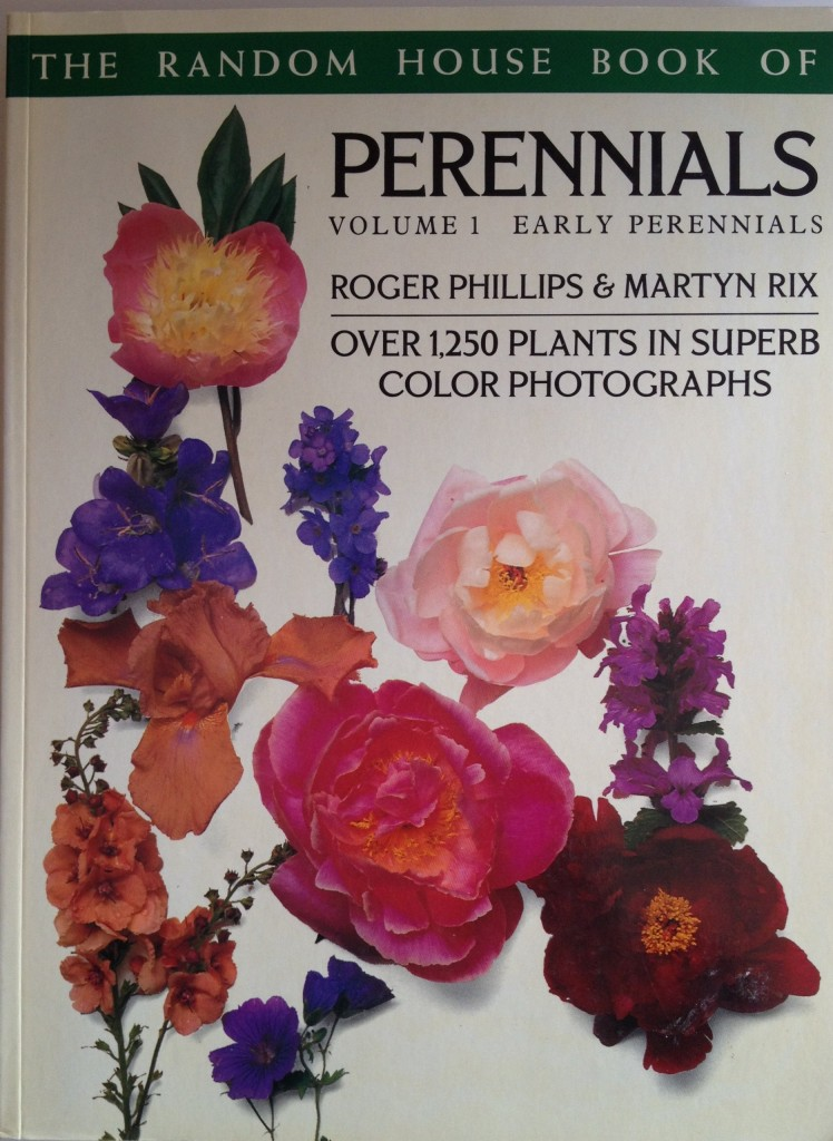 The best books on Gardening - Random House Book of Perennials by Roger Phillips and Martyn Rix
