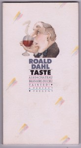 The best books on Wine - Taste by Roald Dahl