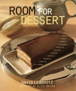 The best books on Desserts - Room For Dessert by David Lebovitz