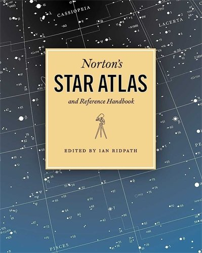 The best books on Astronomy - Norton's Star Atlas and Reference Handbook by Ian Ridpath (editor)