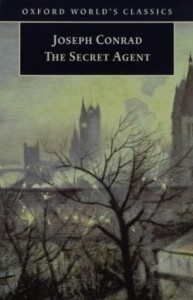 The Best London Novels - The Secret Agent by Joseph Conrad