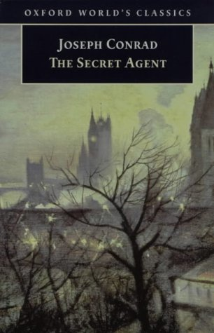 The best books on London: The Secret Agent by Joseph Conrad