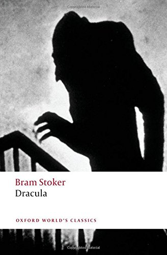 Darryl Jones recommends the best Horror Stories - Dracula by Bram Stoker