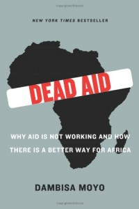 The best books on Africa through African Eyes - Dead Aid by Dambisa Moyo