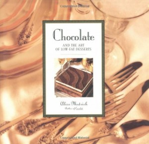 The best books on Desserts - Chocolate and the Art of Low-Fat Desserts by Alice Medrich