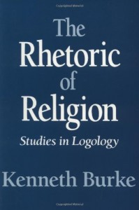 Harold Bloom recommends the best of Literary Criticism - The Rhetoric of Religion by Kenneth Burke