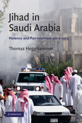 The best books on Islamic Militancy - Jihad in Saudi Arabia by Thomas Hegghammer