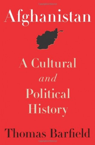 Afghanistan: A Cultural and Political History by Thomas Barfield & Thomas Barfield