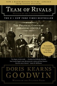 The best books on Progressive America - Team of Rivals by Doris Kearns Goodwin