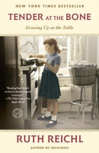 The best books on American Food - Tender at the Bone by Ruth Reichl