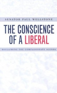 The best books on Progressivism - The Conscience of a Liberal by Paul Wellstone