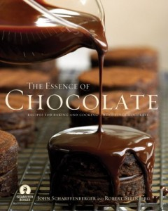 The best books on Desserts - The Essence of Chocolate by John Scharffenberger and Robert Steinberg