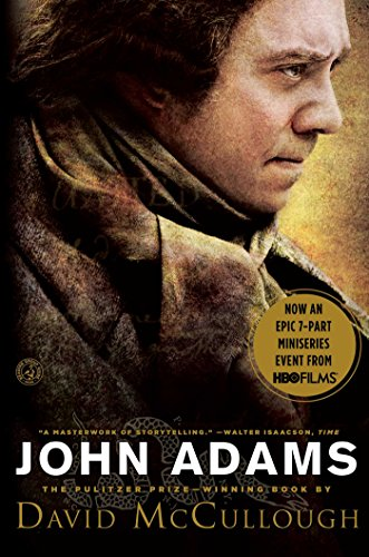 The best books on Progressive America - John Adams by David McCullough
