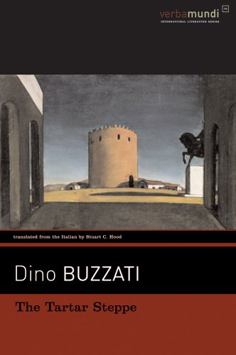 The best books on Espionage - The Tartar Steppe by Dinno Buzzati