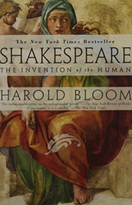Harold Bloom recommends the best of Literary Criticism - Shakespeare by Harold Bloom