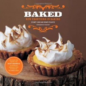 The best books on Desserts - Baked by Matt Lewis and Renato Poliafito