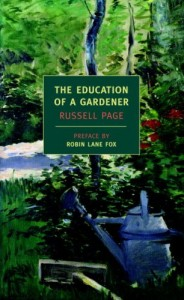 The best books on Garden Design - The Education of a Gardener by Russell Page