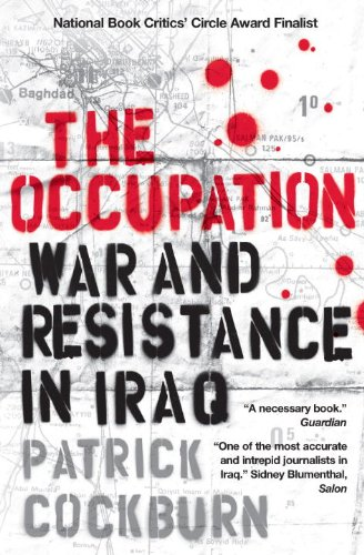 The best books on The Iraq War - The Occupation: War And Resistance In Iraq by Patrick Cockburn