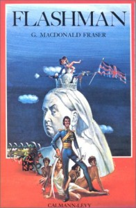 The best books on Family History - Flashman by George McDonald Fraser