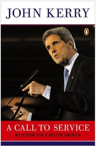 The best books on Progressivism - A Call to Service by John Kerry