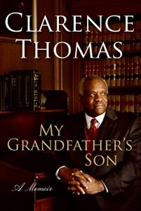 The best books on US Supreme Court Justices - My Grandfather's Son by Clarence Thomas