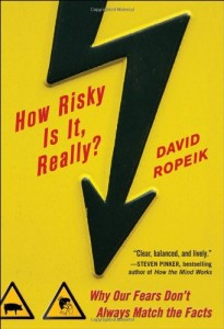The best books on Statistics and Risk - How Risky Is It, Really? by David Ropeik