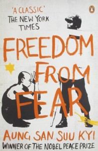 The best books on Leadership - Freedom from Fear by Aung San Suu Kyi