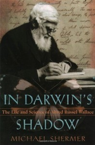 The best books on Being Sceptical - In Darwin's Shadow by Michael Shermer