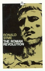 The best books on Ancient Rome - The Roman Revolution by Ronald Syme