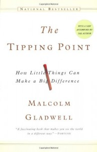 The best books on Bringing Change to America - The Tipping Point by Malcom Gladwell