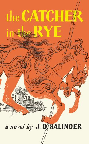 The best books on Boyhood and Growing Up - The Catcher in the Rye by J D Salinger