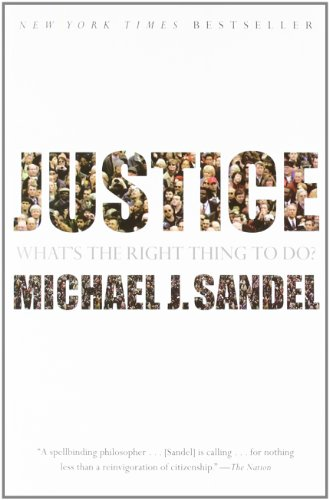 Nigel Warburton recommends the best Introductions to Philosophy - Justice by Michael Sandel