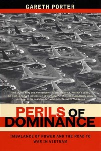 The best books on US Militarism - Perils of Dominance by Gareth Porter