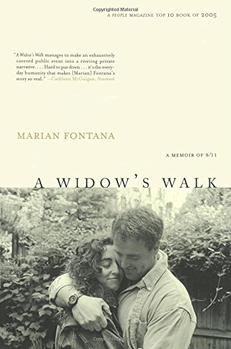 The best books on 9/11 Literature - A Widow's Walk by Marian Fontana