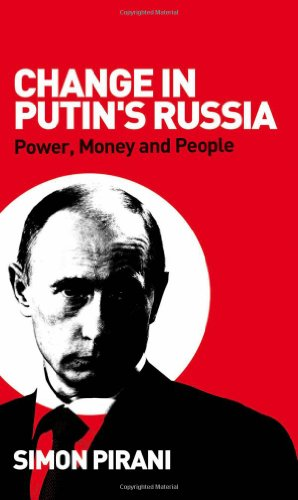 Change in Putin's Russia by Simon Pirani