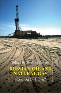 The best books on Putin's Russia - Russia's Oil and Natural Gas by Michael Ellman
